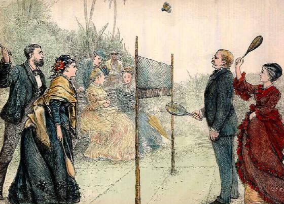 Badminton histoire